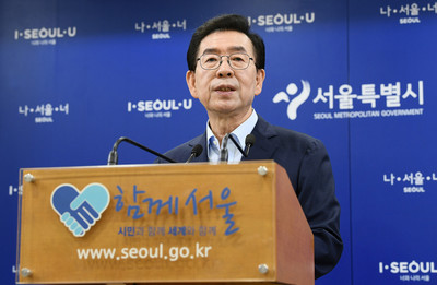 首爾市長談文金三會 認將加速南北韓和平
