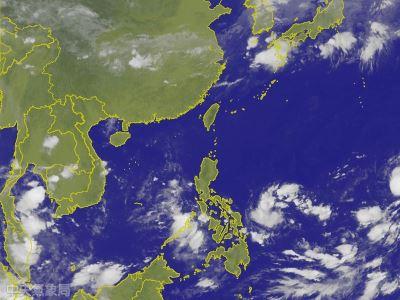 颱風潭美最快21日生成 不排除影響台灣天氣