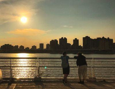10年來最不熱夏天 7至8月均溫僅28.67度