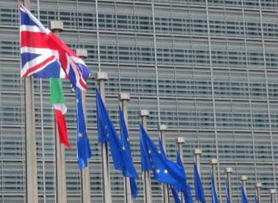 歐盟英國各說各話 脫歐談判風險升高