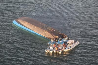 追查坦尚尼亞沉船事故 總統下令逮捕負責人
