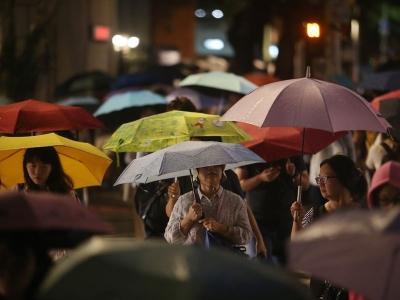 中秋節東北風增強 北部東部無緣賞月防大雨