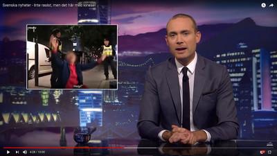 瑞典電視台拍影片嘲諷 中國氣炸要求道歉
