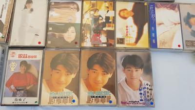 感傷唱片行在東京 用卡帶連結台日情感