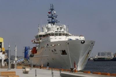 揮別海研五號陰霾  勵進海研船強化設備人員