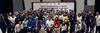 電子廢棄物回收會議在菲登場 台美菲合作