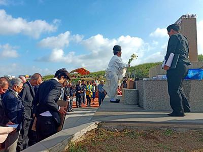 松島軍艦沉艦110週年  日本組團抵澎致祭