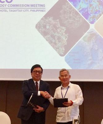 第6屆台菲部長級科技會議 菲國山城舉辦