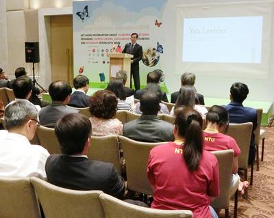 印度台灣高教展  盼吸引印度學生赴台