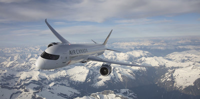 加航復飛17個月 台加往來旅客成長逾2成