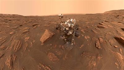 相隔1億餘公里 火星探測車遠從地球操控
