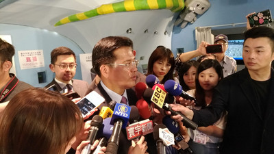 林佳龍宣示若連任做好做滿  盧秀燕訴求拚經濟
