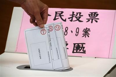 公投可否帶小抄 中選會:不被誤認公投票可帶