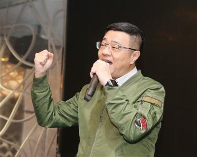 參選民進黨主席 卓榮泰官方臉書上線