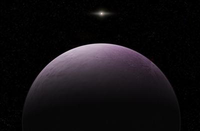 發現太陽系最遙遠天體 粉色矮行星移動慢
