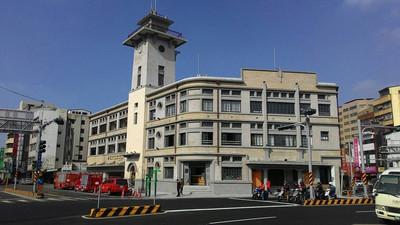 重現日治時樣貌 原台南合同廳舍消防兼史料館