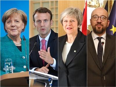 歐洲領袖聲望重挫 反映民意不信任政府