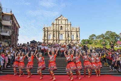 澳門2018訪客年增一成 達3580萬人次