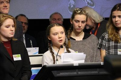 16歲瑞典女孩為罷課救地球辯護 批政治人物不作為