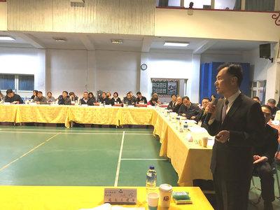 年度縣市民政局處長聯繫座談會遠征馬祖