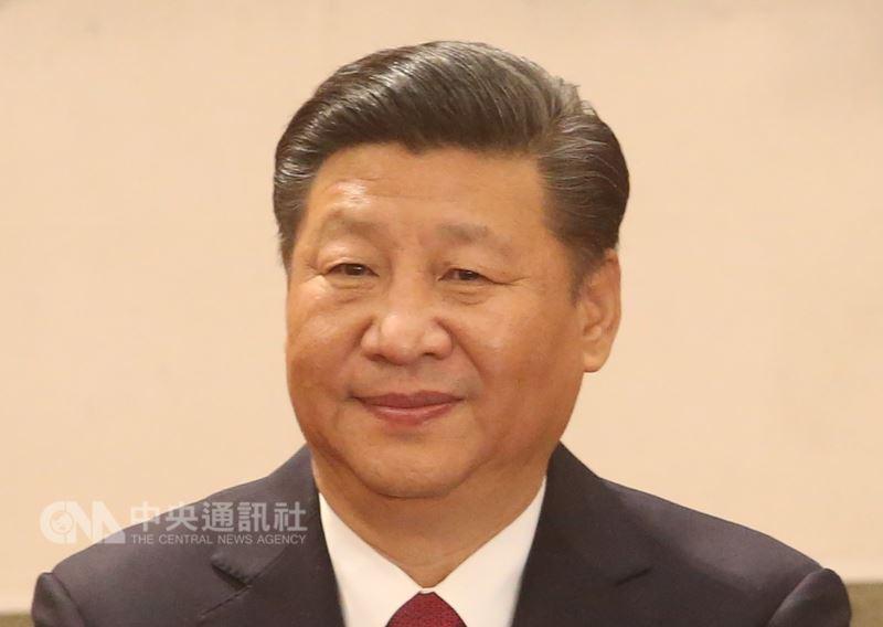 中國13屆全國人大一次會議11日下午通過憲法修正案,正式取消國家主席連任限制。圖為中國國家主席習近平。(中央社檔案照片)