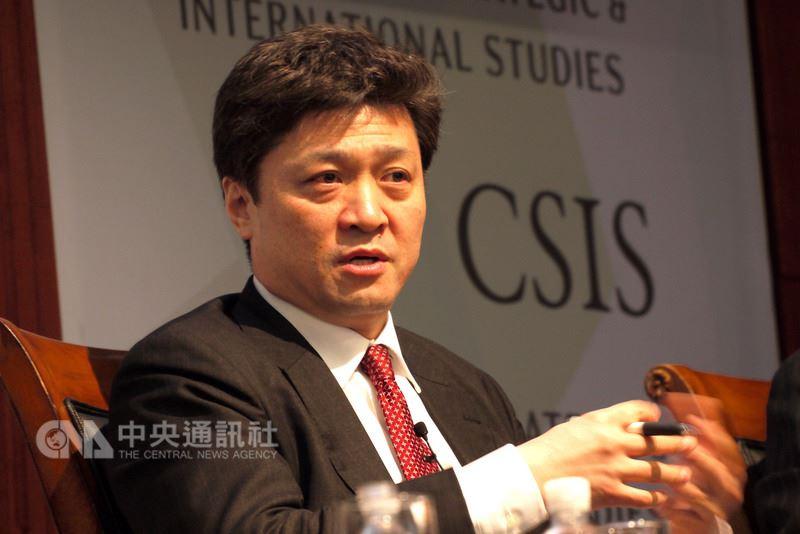 中國人大11日通過修憲案。專精中國政治的日本東京大學教授松田康博認為,這等於是打開潘朵拉的盒子。(中央社檔案照片)