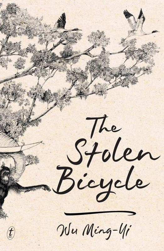 圖為單車失竊記封面。(取自Text Publishing出版社網站 www.textpublishing.com.au)