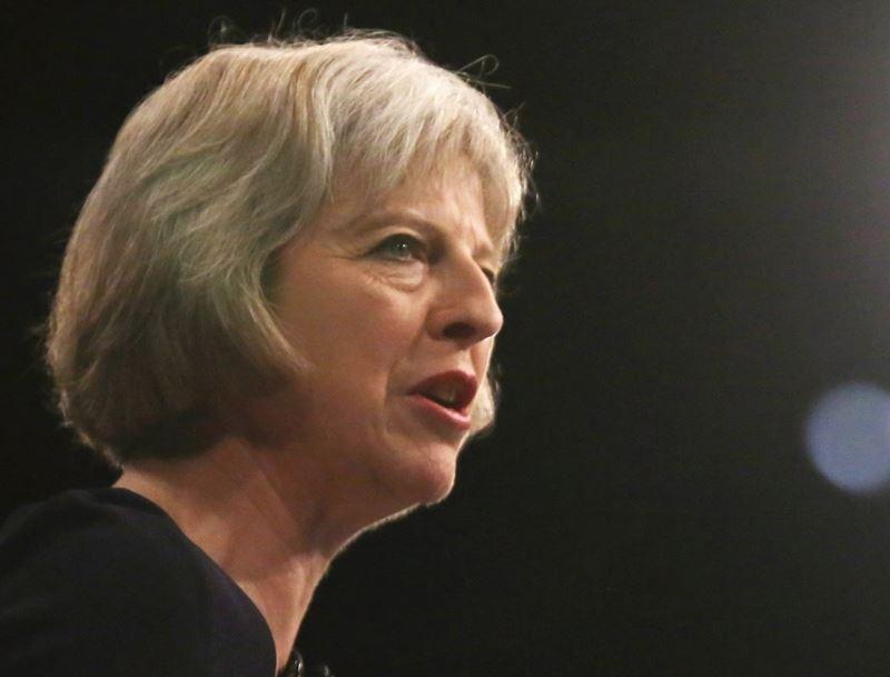 英國首相梅伊12日表示,一名俄羅斯前間諜遭人下毒「非常可能」是出於俄國當局指示,並籲請俄方說明相關的神經毒劑計畫。(圖取自梅伊臉書facebook.com/TheresaMayOfficial)