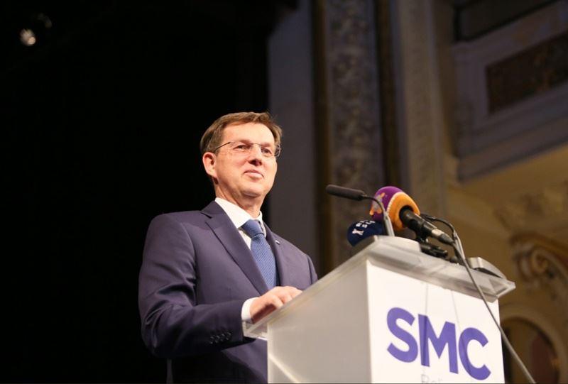 斯洛維尼亞總理塞拉爾14日請辭。(圖取自塞拉爾推特twitter.com)
