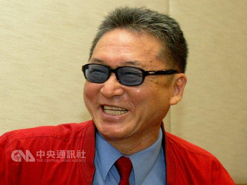 作家李敖18日上午10時59分安然離世,與世長辭,享壽83歲。(中央社檔案照片)