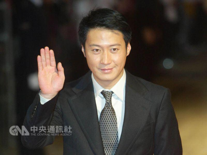 香港天王黎明19日宣布將升格人父的喜訊。(中央社檔案照片)