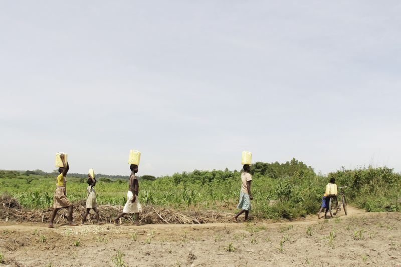 聯合國19日公布2018年世界水資源發展報告,估計全球近半人口、36億人住在每年至少會缺水一個月的地區。此為示意圖。(圖取自Pixabay圖庫)