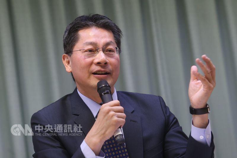 外交部發言人李憲章20日回應中國國家主席習近平的談話表示,任何外交工作都是「主權國家應當行使的行為」,其他國家不應「說三道四」。(中央社檔案照片)