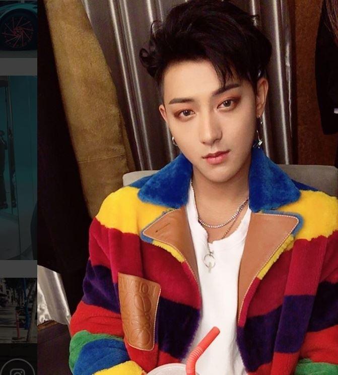 2015年4月,黃子韜退出EXO組合,同年8月,將所屬經紀公司SM娛樂告上法庭。(圖取自黃子韜Instagram頁面www.instagram.com)