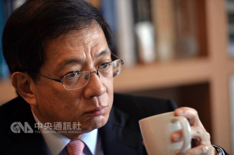 台灣大學校長當選人管中閔遭爆料,於2005年起曾在中國廈門大學等校涉嫌違法兼職。(中央社檔案照片)