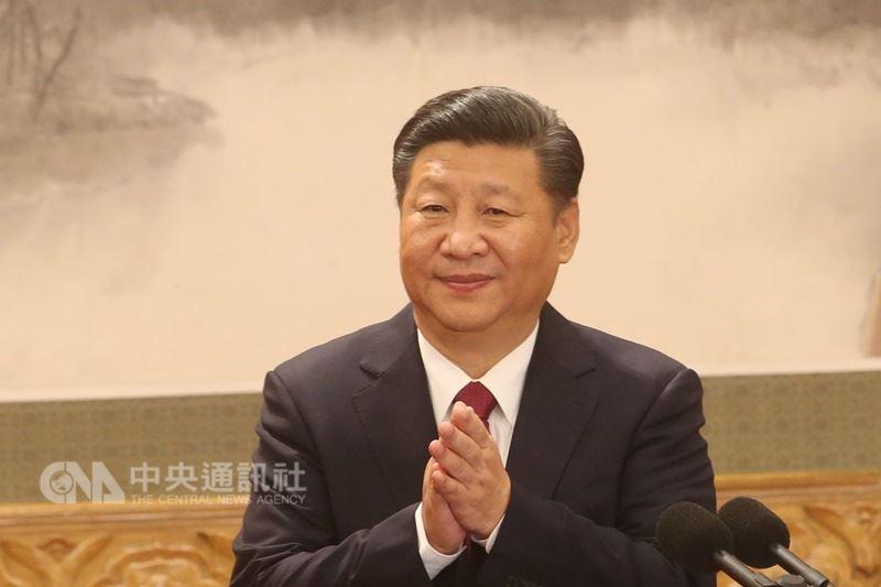 中國國家主席習近平。(中央社檔案照片)