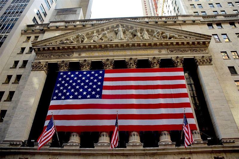 圖為美國紐約證券交易所。(圖取自Pixabay圖庫)