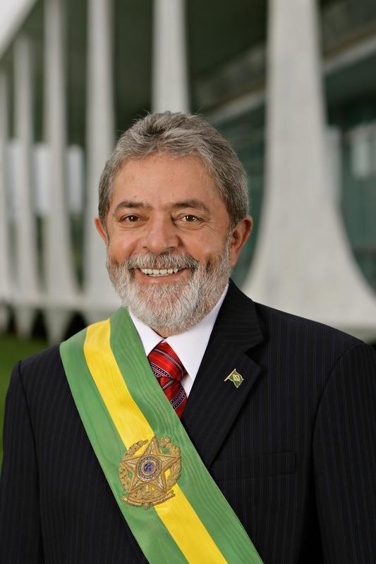 巴西前總統魯拉7日向警方報到,準備開始入監服刑。(圖取自維基共享資源,作者:Ricardo Stuckert,CC BY 3.0)
