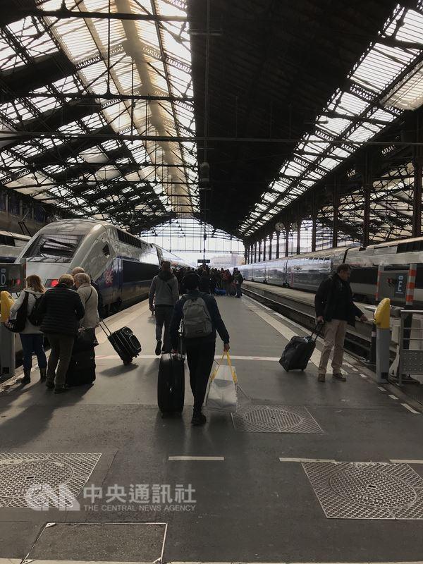 法國國鐵罷工 僵局已耗上億歐元