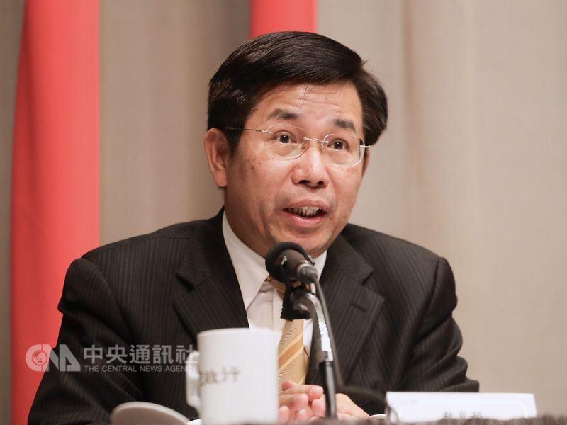 教育部長潘文忠14日發表聲明證實向行政院請辭。(中央社檔案照片)