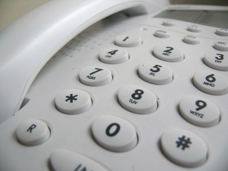 立法院近日來從記者室到立委辦公室,都接到中華電信語音的詐騙電話。(圖取自Pixabay圖庫)