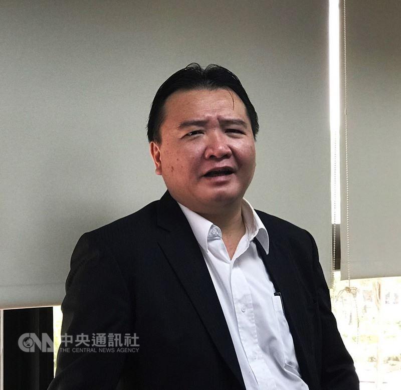 行政院17日核定由高雄市副市長許立明代理高雄市長。(中央社檔案照片)