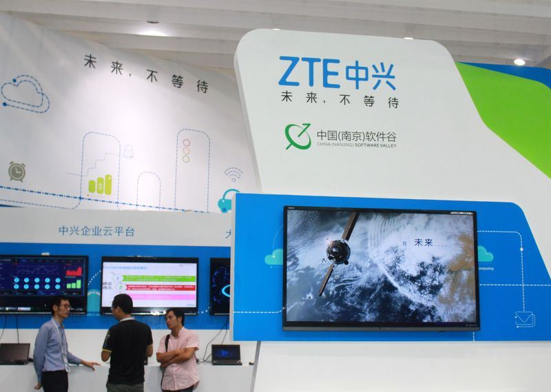 中國大陸中興通訊公司董事長殷一民20日表示,美國政府對中興通訊施加最嚴厲的制裁措施,「將細微的問題無限擴大化」,對企業造成極大影響。(檔案照片/中新社提供)