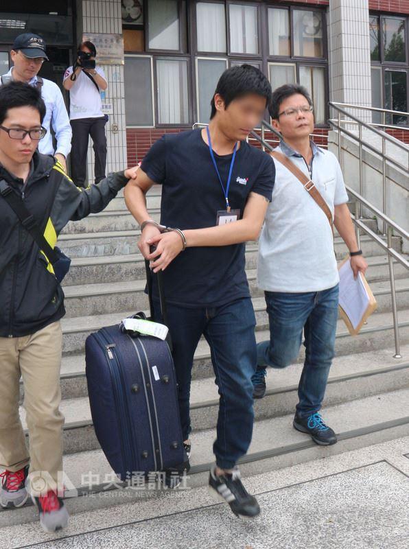 48名台籍詐騙集團成員歐洲落網後,分兩批遣送回台。(中央社檔案照片)
