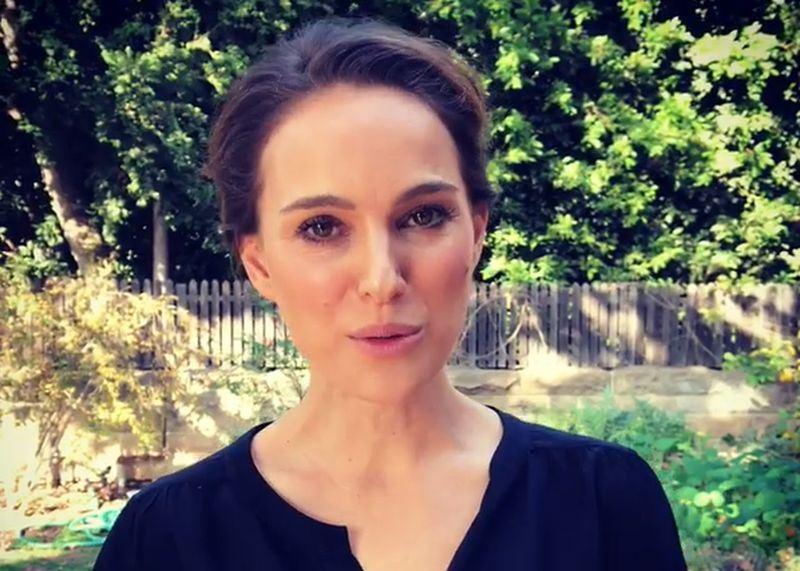 奧斯卡影后娜塔莉波曼表示,決定不出席以色列「創世紀獎」頒獎儀式,「我不希望自己看似支持尼坦雅胡。他預定要在典禮上致詞」。(圖取自娜塔莉波曼IG網頁instagram.com/natalieportman)