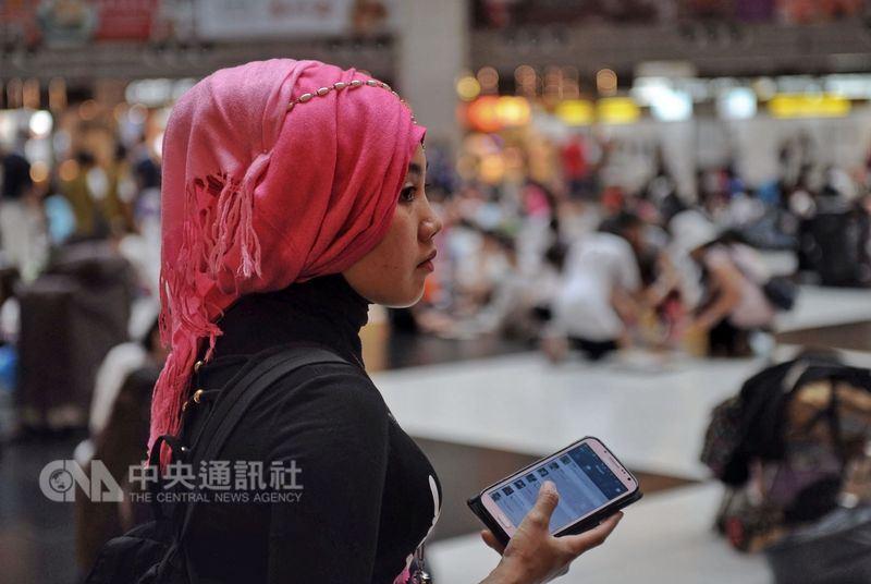 美國國務院20日公布年度人權報告。報告談及台灣時,內容表達對台灣外籍勞工人權的關切。(中央社檔案照片)