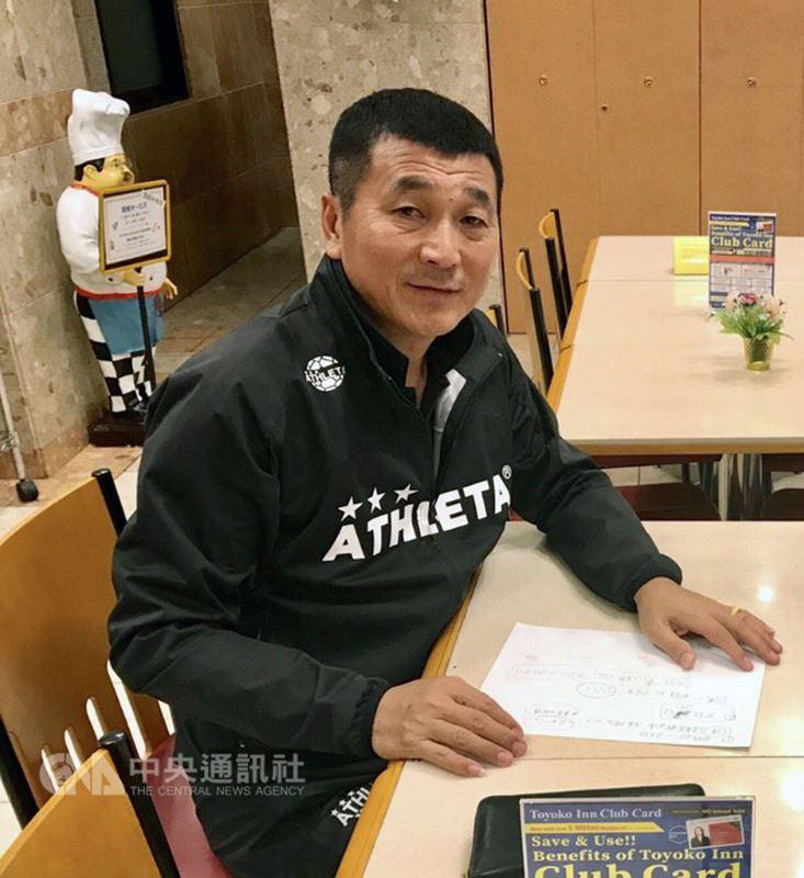 台灣體育運動大學教授趙榮瑞對日本、中國大陸職業足球發展和台灣足球職業化都有研究,他認為,台灣要建立職業足球,成敗關鍵在於能否有專業化經營。(趙榮瑞提供)中央社記者李晉緯傳真 107年5月5日