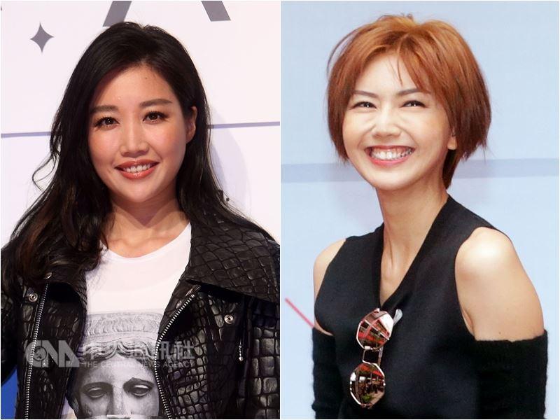 第29屆流行音樂金曲獎16日公布入圍名單,評審團主席陳子鴻說,國語女歌手競爭最激烈,包含最後沒入圍的孫燕姿(左)和A-Lin(右)都讓評審討論很久。(中央社檔案照片)