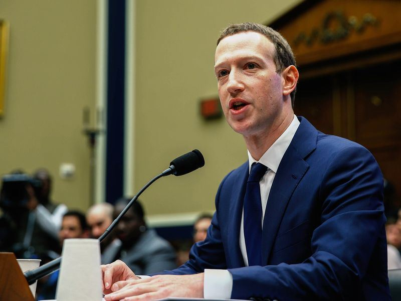 針對臉書用戶個人資料遭濫用問題,臉書執行長祖克柏已同意出席歐洲議會聽證會,向歐洲議會說明。(檔案照片/安納杜魯新聞社提供)