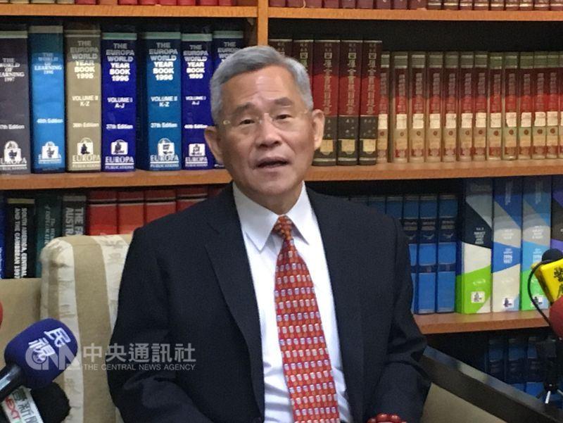 外交部國際組織司司長徐佩勇17日表示,世界衛生大會上,絕對有超過25國將為台發聲。(中央社檔案照片)